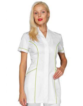 Rio Bianco + Apple Green women's tunic