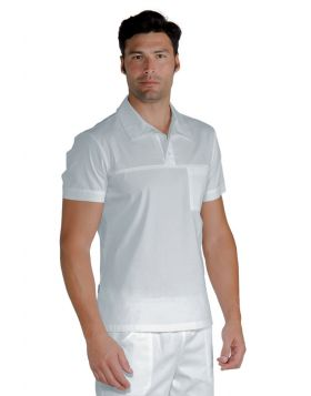 POLO MIAMI UNISEX STRETCH NERA + MELA