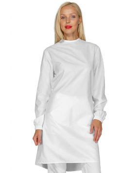 Disposable Unisex Protection Gown in Isacco washable fabric