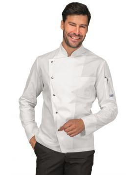 Cook Jacket Belfast WHITE