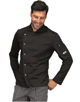 Chef jacket Belfast black