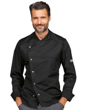 Giacca Cuoco Nero Erickson Slim unisex
