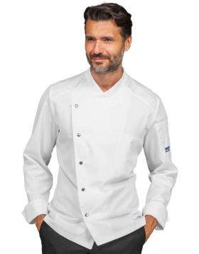 Giacca Cuoco Bianco Erickson Slim