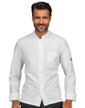 Giacca Cuoco light Bianco Koen Slim Superdry