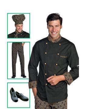 Chef uniform - Jacket Maori