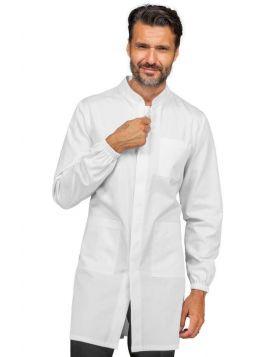 Dover White Isaac man coat
