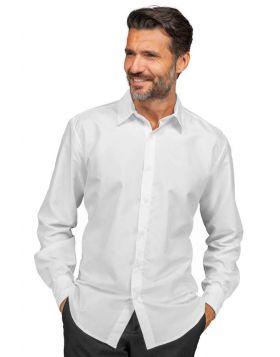 Camicia Nevada unisex Bianco Superdry Light
