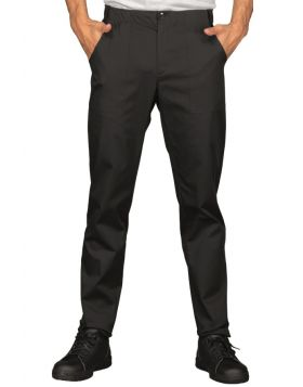 Catering trousers black SUPER Man VERMONT