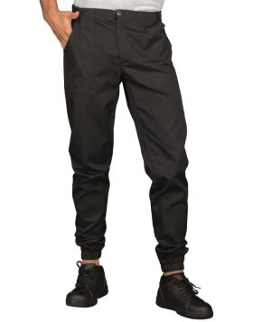 PANTALONE UOMO RICHMOND SUPER STRETCH NERO