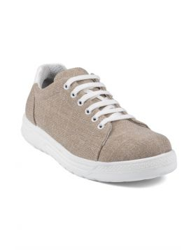 SCARPA SNEAKER COMFORT UNISEX NATURAL - ISACCO