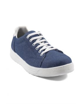 SCARPA SNEAKER COMFORT UNISEX JEANS - ISACCO
