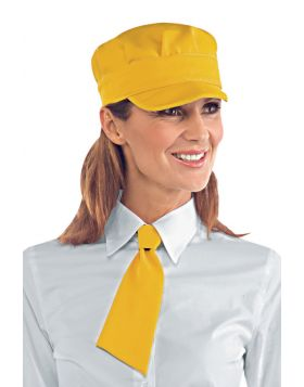 CRAVATTINO HOSTESS GIALLO