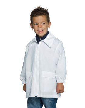Baby School apron Pinocchio WHITE