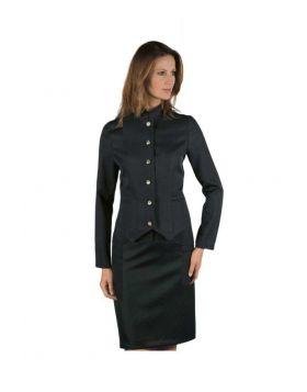 Hotel uniform  Woman - Skirt and Jacket Black