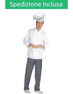 Divisa Scuola Alberghiera Cucina