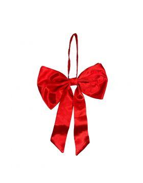 Do Not Disturb Handle Sign / Do Not Disturb Red Ribbon