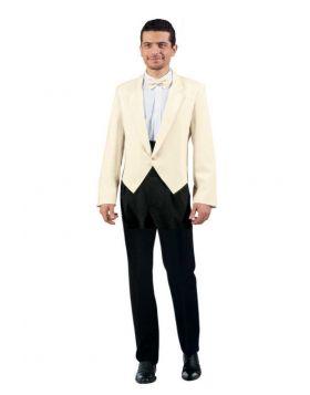 Hotel uniform Men Cream