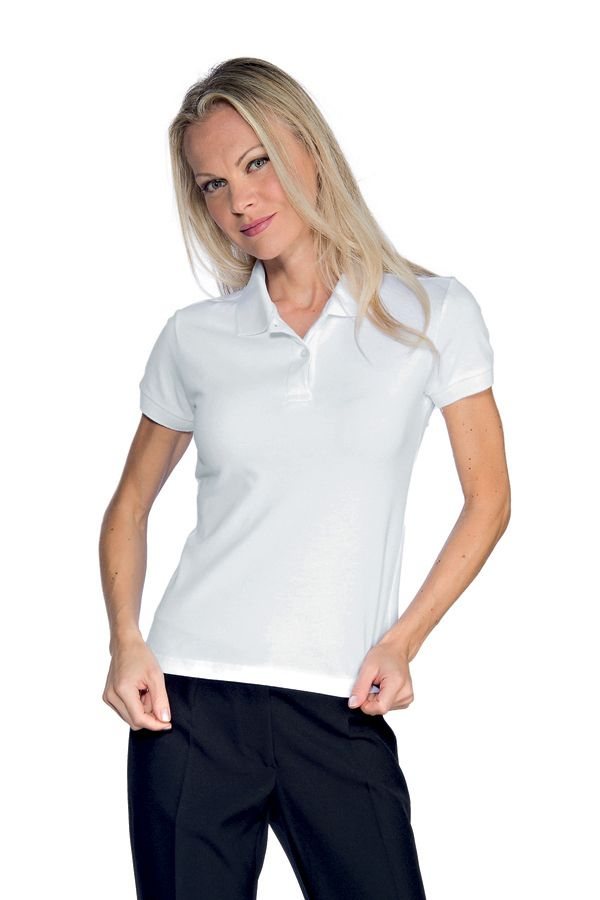 2aed377bcf0b POLO DONNA STRETCH ISACCO | DIVISE & DIVISE