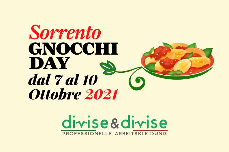 """""""Sorrento gnocchi day"""""""