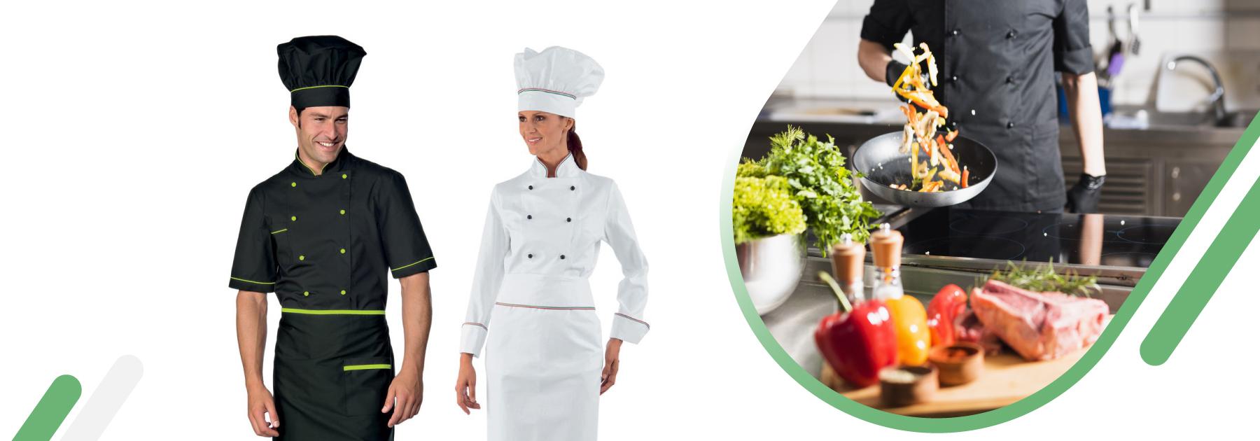 Divise ed accessori da cucina