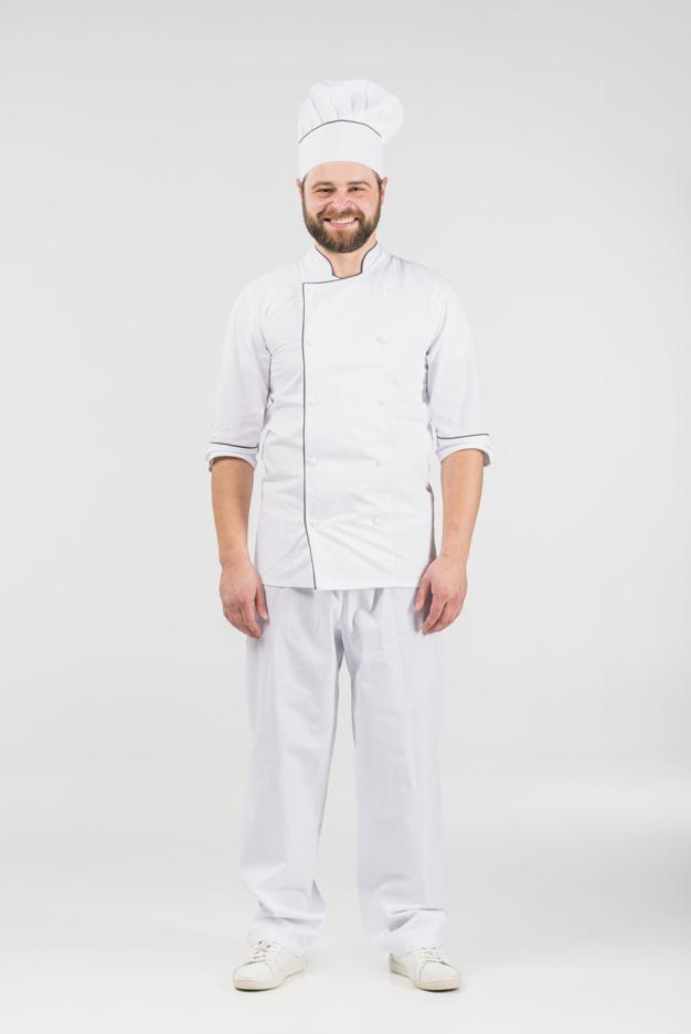pantaloni cuoco