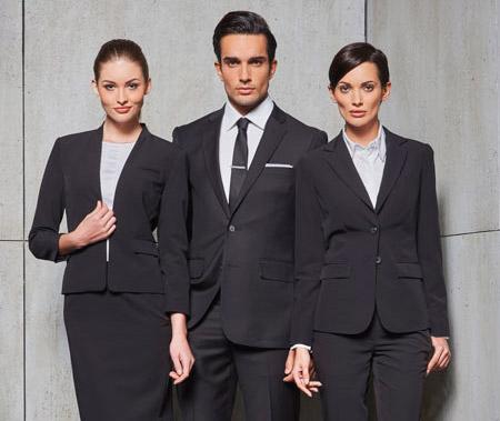 giacca nera da cameriere da colorare
