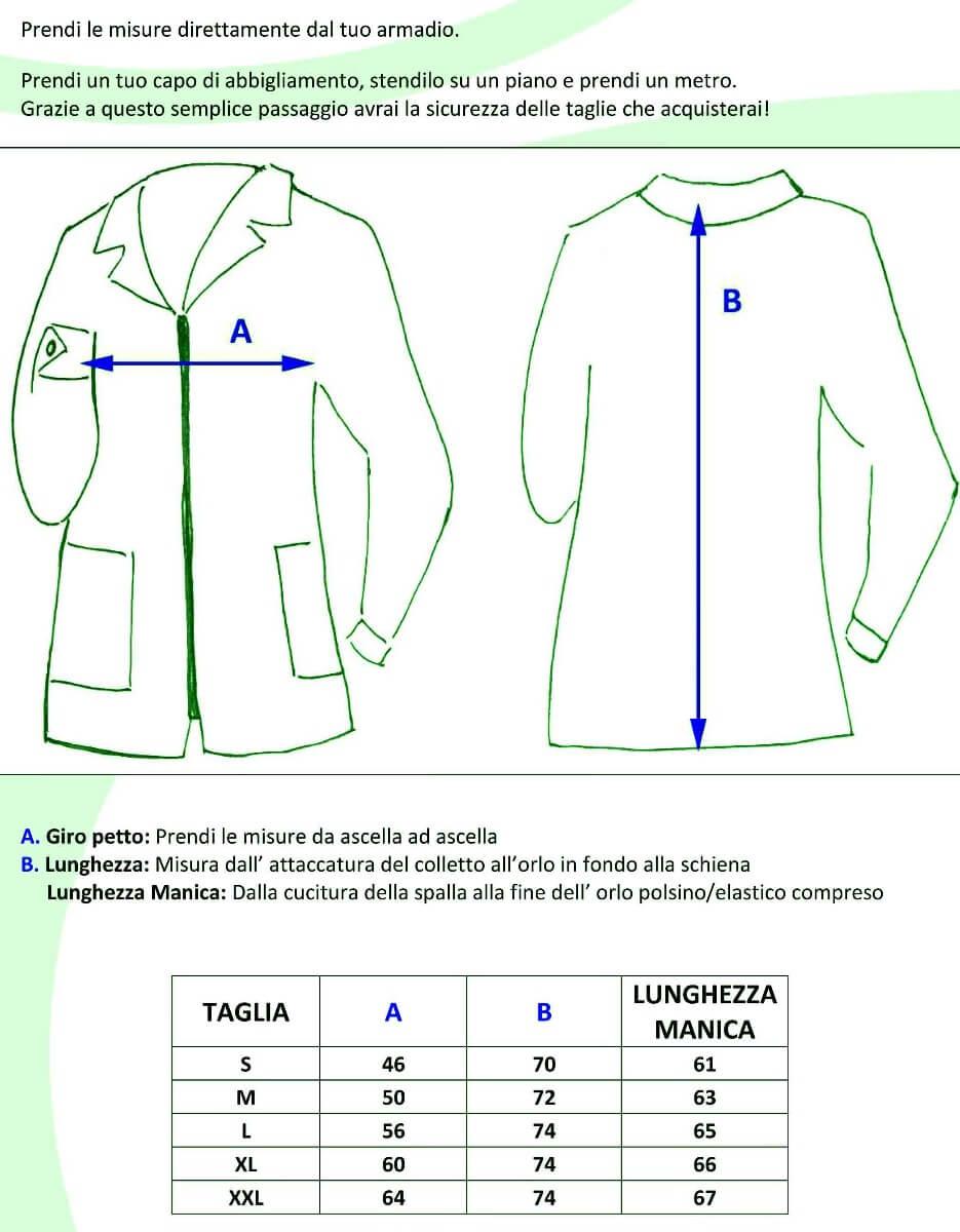 CASACCHE BARCELLONA E TORTOLA - DETTAGLI TAGLIE